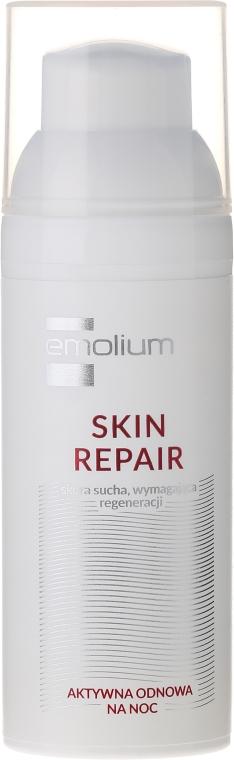 Cremă de noapte pentru față - Emolium Skin Repair Cream — Imagine N2