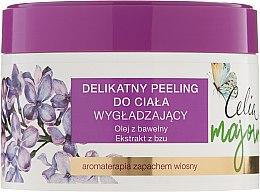Parfumuri și produse cosmetice Peeling de corp - Celia Majowa