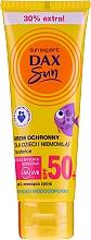 Parfumuri și produse cosmetice Cremă de protecție solară pentru copii - Dax Sun Protection Cream SPF 50+