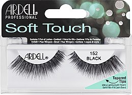 Parfumuri și produse cosmetice Extensii gene - Ardell Soft Touch Eye Lashes Black 152