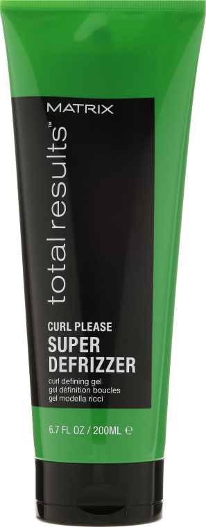 Gel de păr - Matrix Total Results Curl Super Definer