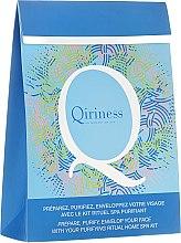 Parfumuri și produse cosmetice Set - Qiriness (scrub/20ml + steam/8g + mask/30g)