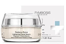 Parfumuri și produse cosmetice Ser cu efect radiant pentru față - Symbiosis London Radiance Revive Lightening Facial Serum