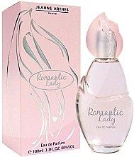 Parfumuri și produse cosmetice Jeanne Arthes Romantic Lady - Apă de parfum