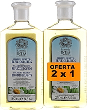 Set - Intea Children Camomile Shampoo (shm/2x250ml) — Imagine N1