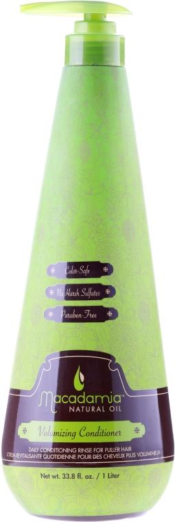 Balsam de păr pentru volum - Macadamia Natural Oil Volumizing Conditioner — Imagine N2