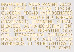 "Spray parfumat pentru corp ""Citrus"" - Juvena Body Care Eau Vitalisante Citrus Pampering Body Spray — Imagine N4"