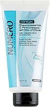 Parfumuri și produse cosmetice Mască cu ulei de măsline pentru păr creț - Brelil Numero Elasticizing Mask