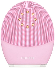 Parfumuri și produse cosmetice Perie pentru curățare și masaj facial, ten normal - Foreo Luna 3 Plus Cleansing Brush For Normal Skin
