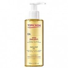 Parfumuri și produse cosmetice Ulei matifiant pentru corp - Topicrem DA Emollient Oil