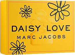 Parfumuri și produse cosmetice Marc Jacobs Daisy Love - Set (edt/100ml + b/lot/75ml + edt/10ml)