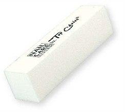 Parfumuri și produse cosmetice Buffer pentru unghii, 70143, alb - Top Choice