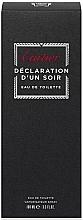Cartier Declaration DUn Soir - Apă de toaletă — Imagine N3