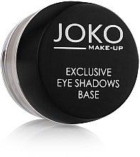 Parfumuri și produse cosmetice Baza pentru fard de ochi - Joko Exclusive Eye Shadows Base