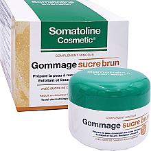 Parfumuri și produse cosmetice Scrub pentru slăbire - Somatoline Cosmetic Gommage sucre brun