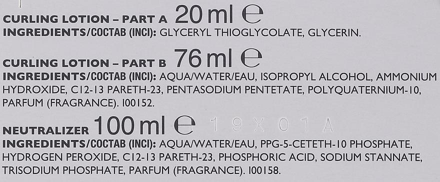 Soluție pentru păr vopsit și aranjare chimică - Revlon Professional Sensor Perm-Supreme — Imagine N11