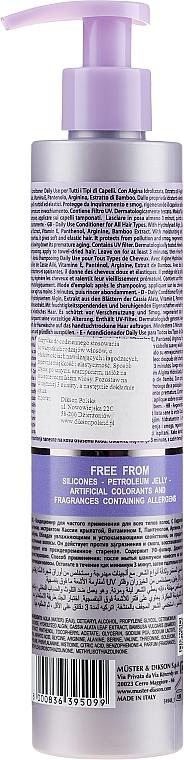 Balsam de păr - Dikson Keiras Daily Use Conditioner — Imagine N2