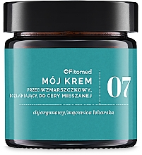 Parfumuri și produse cosmetice Cremă de față, pentru ten combinat - Fitomed Face Cream №7