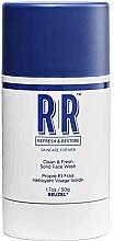 Parfumuri și produse cosmetice Stick pentru curățarea tenului - Reuzel Refresh & Restore Clean & Fresh Solid Face Wash Stick