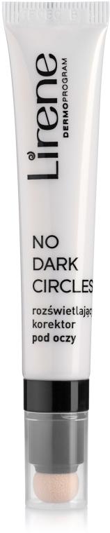 Corector iluminator pentru pielea din jurul ochilor - Lirene No Dark Circles