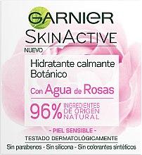 Parfumuri și produse cosmetice Cremă calmantă pentru față - Garnier Skin Active Botanic Soothing Moisturizing Cream