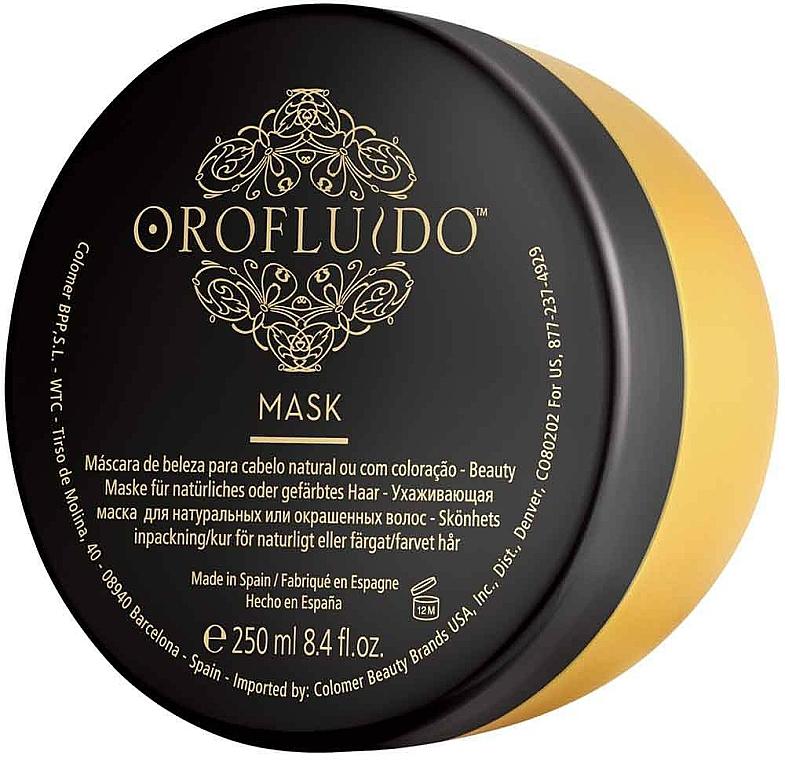 Mască de păr - Orofluido Mask — Imagine N5