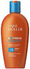 Parfumuri și produse cosmetice Lapte de protecție solară pentru corp - Anne Moller Express Sunscreen Body Milk SPF15
