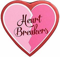 Parfumuri și produse cosmetice Fard de obraz - I Heart Revolution Heartbreakers Shimmer Blush