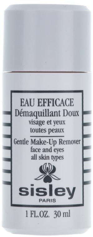 Demachiant - Sisley Eau Efficace Gentle Make Up Remover — Imagine N4