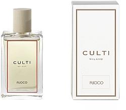 Parfumuri și produse cosmetice Spray parfumat pentru casă - Culti Milano Room Spray Fuoco
