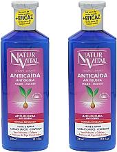 Parfumuri și produse cosmetice Șampon împotriva căderii și ruperii părului - Natur Vital Shampoo