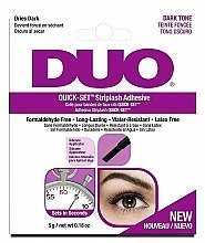 Parfumuri și produse cosmetice Adeziv pentru gene false - Ardell Duo Quick Set Dark Tone