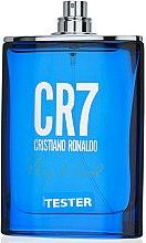 Parfumuri și produse cosmetice Cristiano Ronaldo CR7 Play It Cool - Apă de toaletă (tester fără capac)