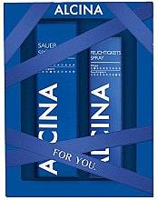 Parfumuri și produse cosmetice Set - Alcina Hair Care Set (h/cond/250ml + h/spray/100ml)