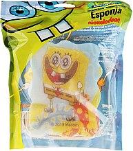 """Parfumuri și produse cosmetice Burete de baie, pentru copii """"SpongeBob"""" 1 - Suavipiel Sponge Bob Bath Sponge"""