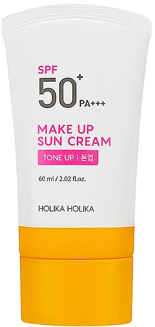 Bază-Cremă de protecţie solară pentru machiaj - Holika Holika Make-up Sun Cream SPF 50+ PA+++