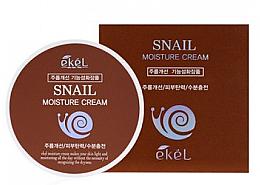 Parfumuri și produse cosmetice Cremă cu mucină de melc pentru față - Ekel Snail Moisture Cream