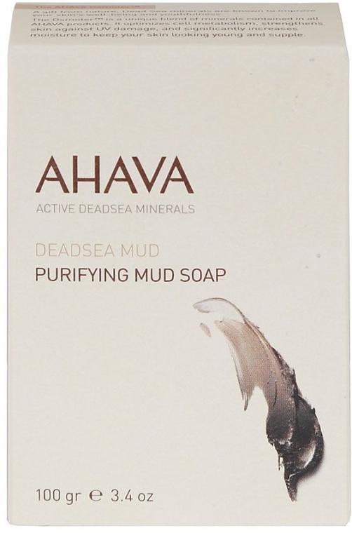 Săpun de nămol - Ahava Source Mud Soap — Imagine N1