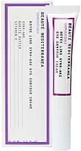 Parfumuri și produse cosmetice Cremă pentru zona ochilor - Beaute Mediterranea Botox Like Syn Ake Eye Contour Cream