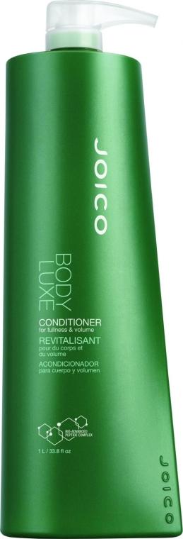 Balsam pentru splendoare și volum - Joico Body Luxe Conditioner for Fullness and Volume — Imagine N4