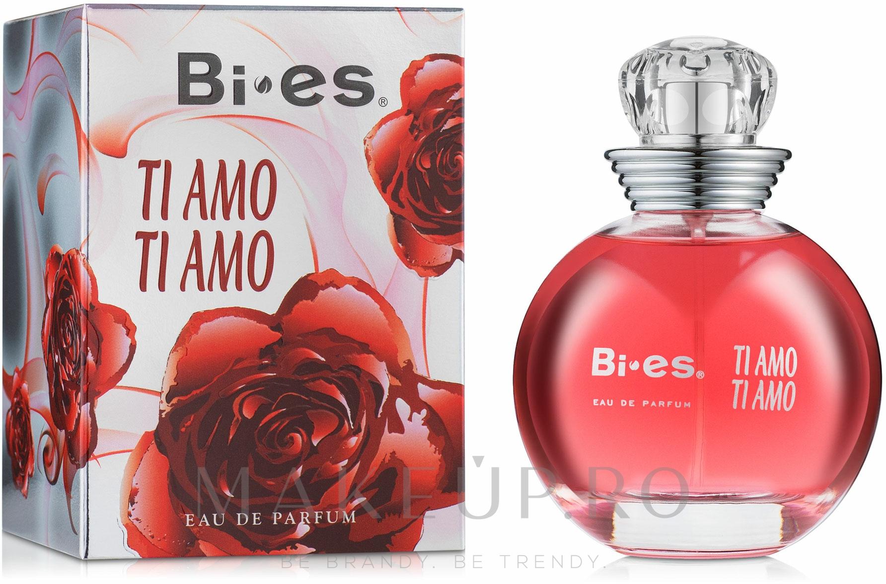 Bi-Es Ti Amo Ti Amo - Apă de parfum — Imagine 100 ml
