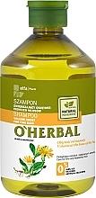 Parfumuri și produse cosmetice Șampon pentru volum cu extract de arnica - O'Herbal