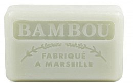 "Parfumuri și produse cosmetice Săpun de Marsilia ""Bambus"" - Foufour Savonnette Marseillaise Bambou"