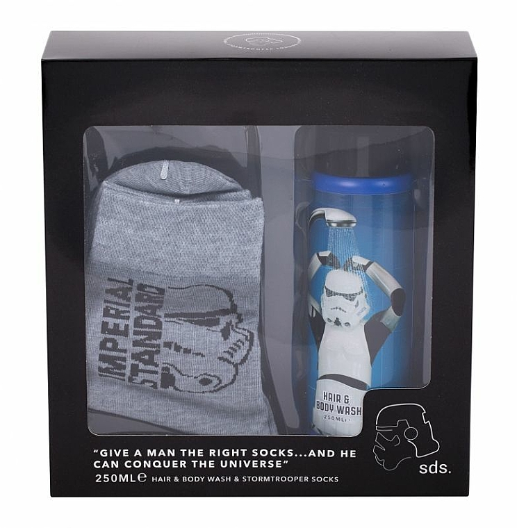 Set - Corsair Star Stormtrooper (s/g/250ml + socks) — Imagine N1