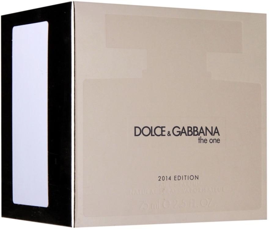Dolce & Gabbana The One Gold Limited Edition - Apă de parfum — Imagine N3
