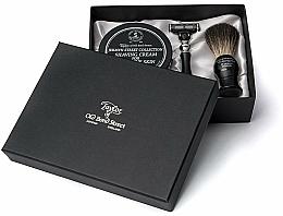 Parfumuri și produse cosmetice Set - Taylor of Old Bond Street (shaving/cr/150g + razor/1pc + shaving brush/1pc)