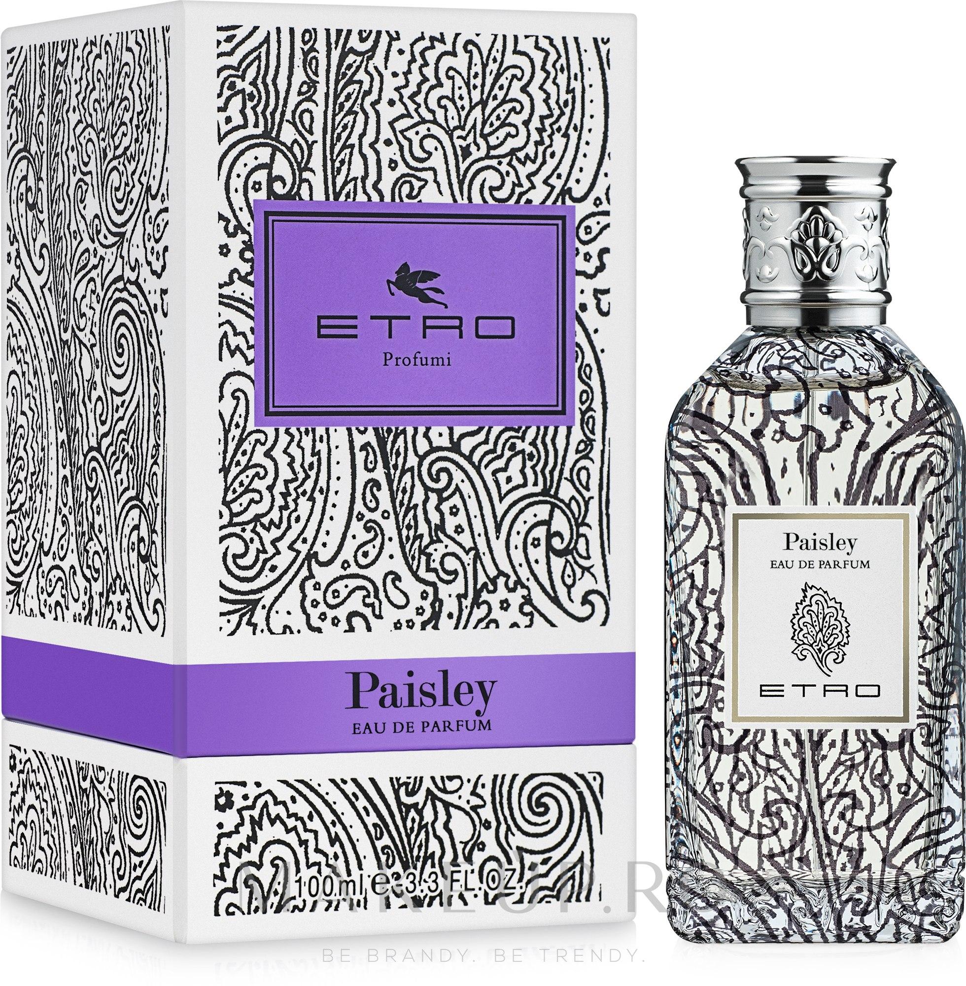 Etro Paisley - Apă de parfum — Imagine 100 ml