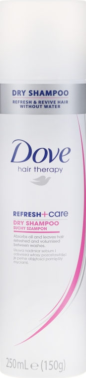 Șampon uscat - Dove Hair Therapy Dry Shampoo