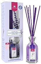 """Parfumuri și produse cosmetice Difuzor de aromă """"Lavandă și Liliac"""" - Cristalinas Reed Diffuser"""
