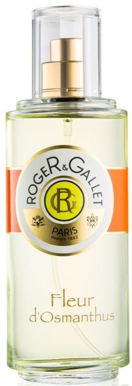 Roger & Gallet Fleur D'Osmanthus - Apă de parfum — Imagine N1